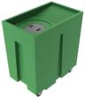 restaurant waste oil recycling cart