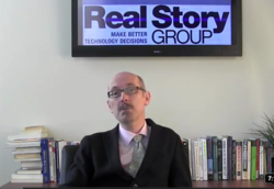Alan Pelz-Sharpe gives The 2012 Real Story Group Technology Predictions