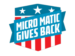 Micro Matic Gives Back