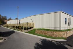 modular buildings charter school
