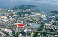 Map of Luxury Residences, Harbor Point, Stamford, CT