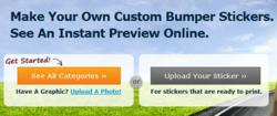 Make Stickers Home Page