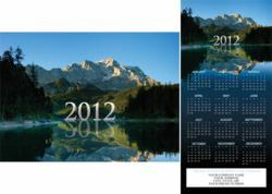 Calendar Christmas Card