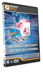 Advanced Microsoft Access 2010 Training Video