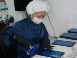 Maintaining strict ISO standards in each of Touch International's manufacturing facilities is key to producing quality touch screen products for the military, aerospace and medical markets.