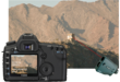 DSLR GPS Camera