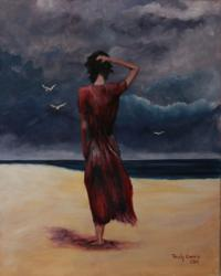 Elexa Grey offers acrylic paintings signed by the artist.