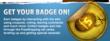 FreeShipping.net social rewards program - powered by Badgeville