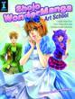 Book Cover for Shojo Wonder Manga Art School by Supittaha Bunyapen
