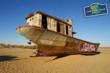 ghost-ships of Kazakhstan