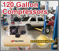 120 gallon 2 stage compressor, 120 gallon two stage compressor
