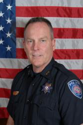 Mikel Longman, Chief Public Safety Officer at the Maricopa Community Colleges