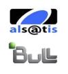 Alsatis & Bull logos