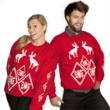 Pooping Reindeer Sweater from Stupid.com