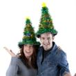 Christmas Tree Hat from Stupid.com
