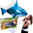Remote Control Air Swimming Shark from Stupid.com