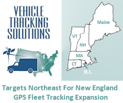 Vehicle Tracking Solutions Northeast