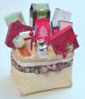 Holiday Office Goodies Basket