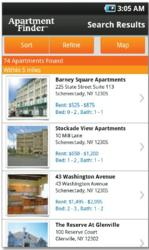 Apartments, home search, multi-housing