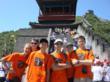 Sino Language Chinese summer camp Great Wall US teens Mandarin study travel abroad