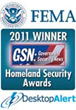 FEMA Desktop Alert Award