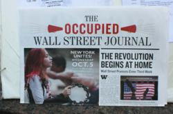 "The ""Occupied"" Wall Street Journal"