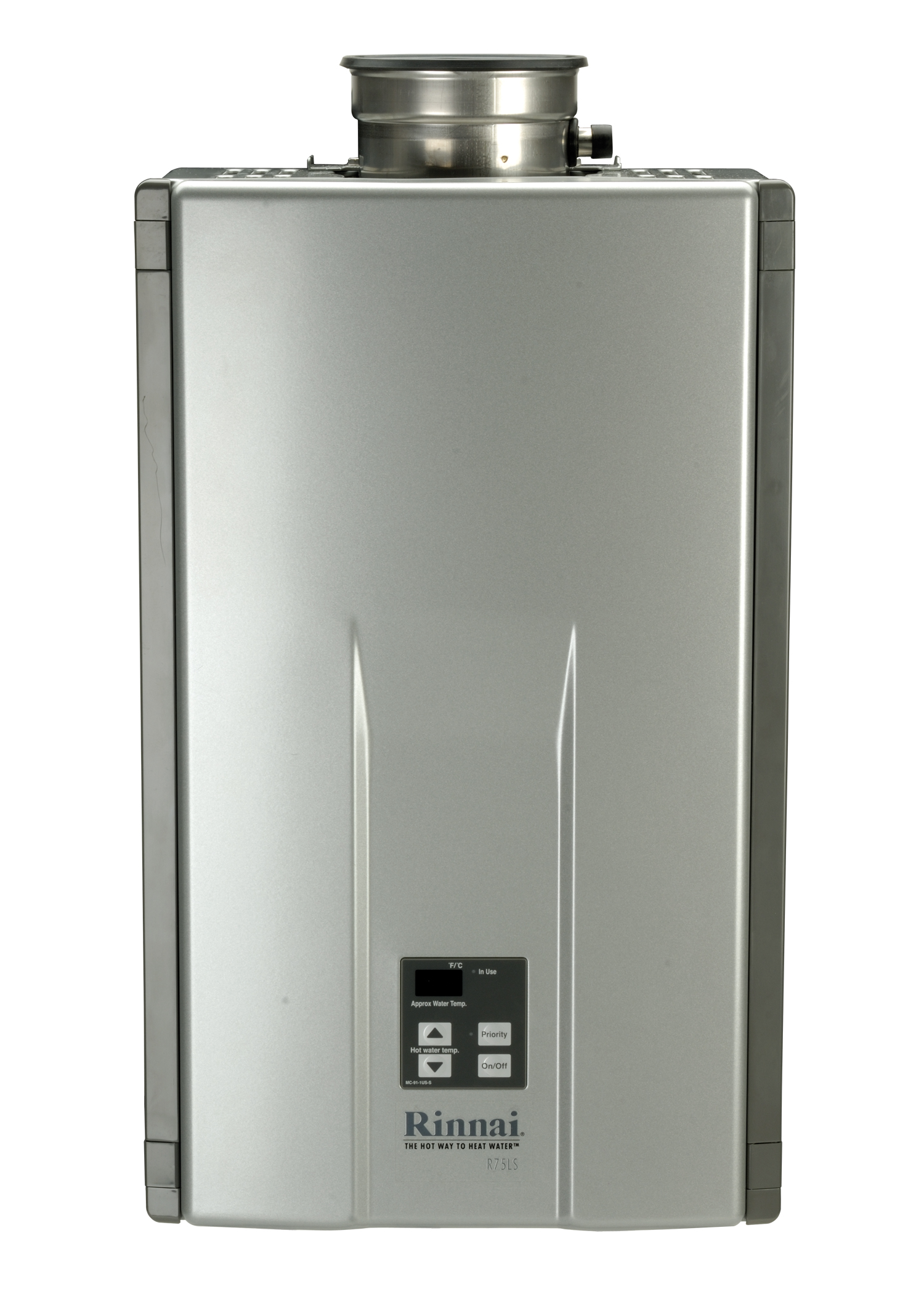 Rinnai Water Heater 74