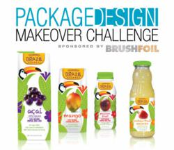 Winning entry in Package Design's Makeover Challenge