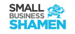 Logo for Small Business Shamen Conference April 4, 2012