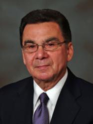 Benjamin Vaissade, National VP of the Society of St. Vincent de Paul