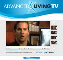 Rockville Chiropractor, Dr. Brian Paris on Advanced Living TV