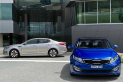 Kia Optima - Lean, Green, Award-Winning Machine