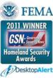 FEMA Desktop Alert Award