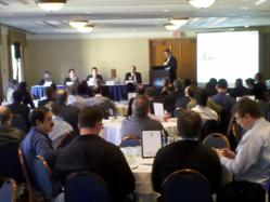 CIO Round Table discussions at CIOsynergy San Francisco