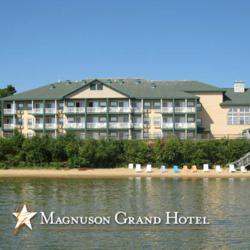 Magnuson Grand Hotel Lakefront Paradise