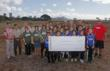 Synagro donates $25,000 to the Hawaii Softball Foundation and new equipment to local youth softball teams.