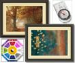Feng Shui Art exclusively at FramedCanvasArt.com shows you how to use Art to Feng Shui Your Home and Office