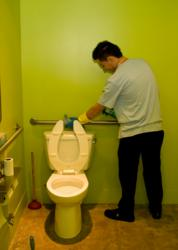 Commercial Janitorial office cleaning in Washington DC