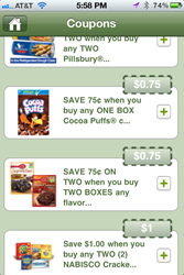 Updated Coupon Savings Stats from the Purchase Decision Network