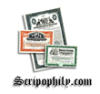 Scripophily.com now offers quantities of low cost authentic paper stock and bond certificates to assist educators in teaching students about stocks and bonds