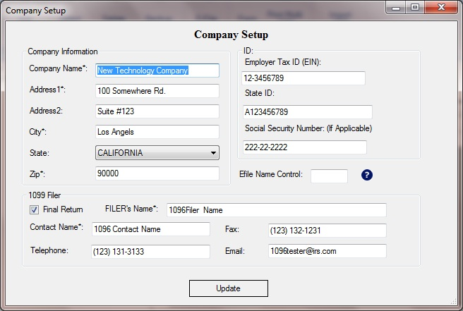 ez1099: New 1099 2017 Software Offers Form Level Help Button ...