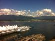 View from the Vancouver Harbour Centre