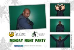 New York Photo Booth - Santonio Holmes