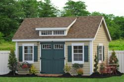Sheds Unlimited Recently Unveiled An All New Line Of Garden Buildings And  Outdoor Garden Sheds And Storage Barns For The Holiday Season