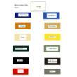 BigBlue color chart