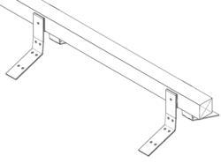 Ridge Riser, roof ventilation