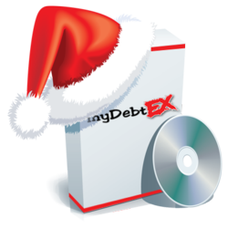 Give the Gift of Debt Relief, myDebtEx™