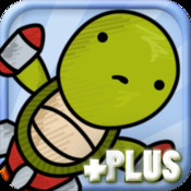 Turtle Fly 2 for iOS – Now Available Free – More Than 2 Million Downloads