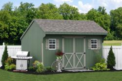 discounted amish sheds and garages
