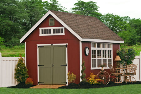 the garden shed from amish country paa garden shed from sheds unlimited in lancaster pa